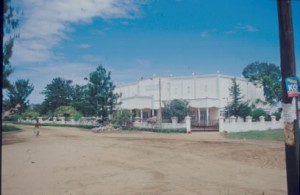 Jamatkhana (Agakhan Mosque) 2009