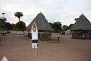 Matvilla Beach Hotel Ideal setting for Yoga (4)